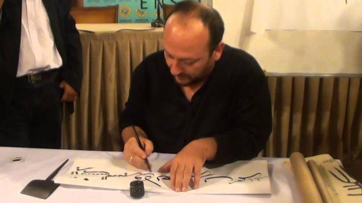 Çin Kaligrafisiyle Hat Sanatı İstanbul'da Buluştu Bölüm 3