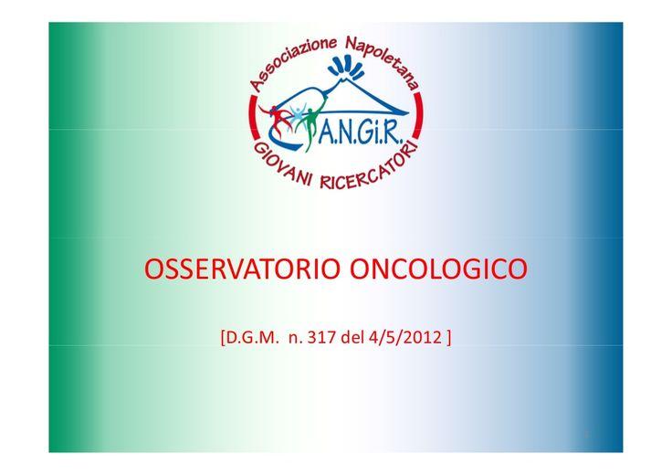 studio tumori comune di napoli