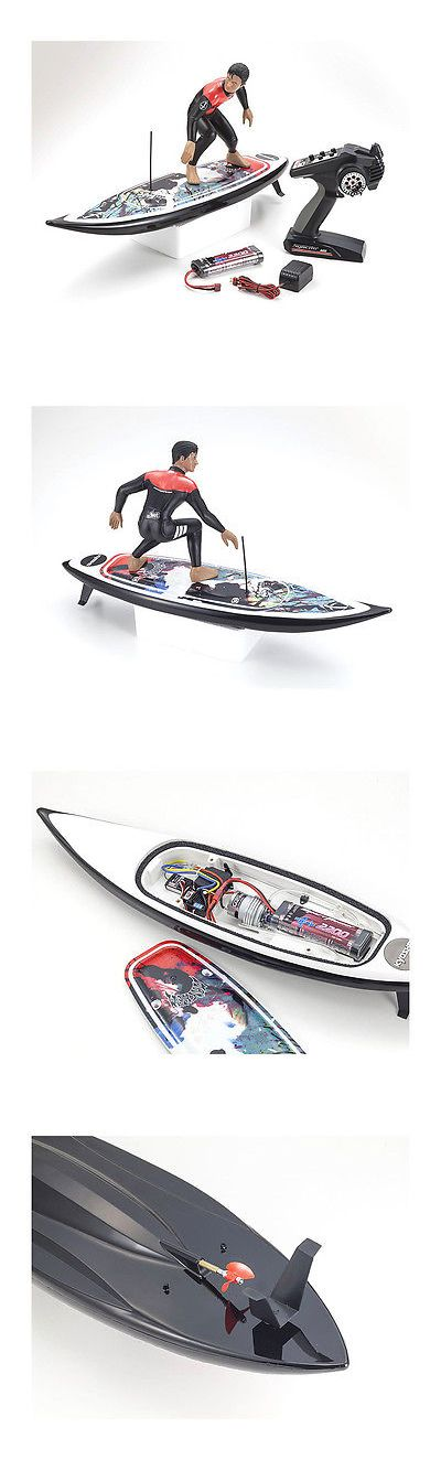 Boats and Watercraft 87480: Kyosho 40108B Rc Surfer 3 Readyset, Lost Surfboards Edition Kyo40108b -> BUY IT NOW ONLY: $229.99 on eBay!