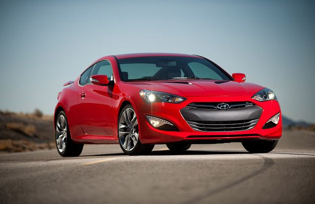 2017 Hyundai Genesis Coupe Redesign,Release