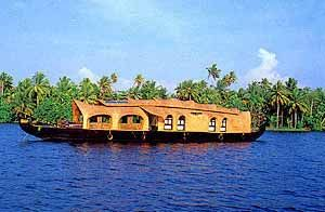Rainbow Cruises Houseboat - Alleppey - Kerala