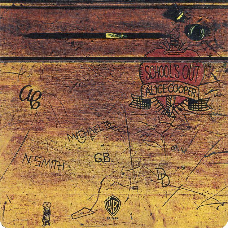 Alice Cooper - School's Out (Classic Album US 1972)