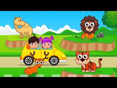 Koleksi 8400  Gambar Animasi Kartun Binatang  Free Downloads