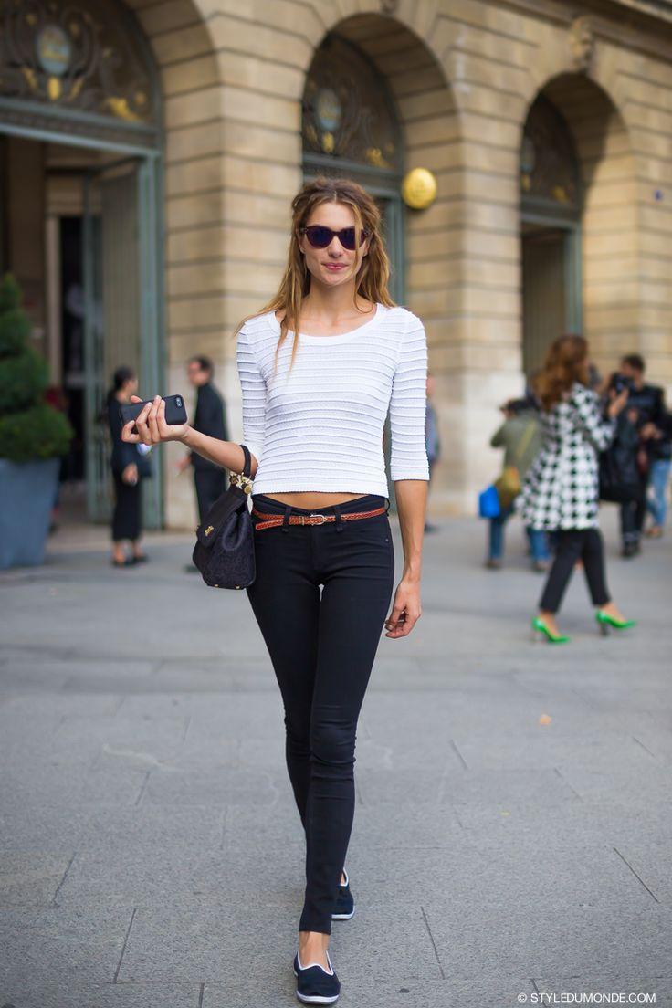 Offduty In Paris Jessicahart Butee Pinterest
