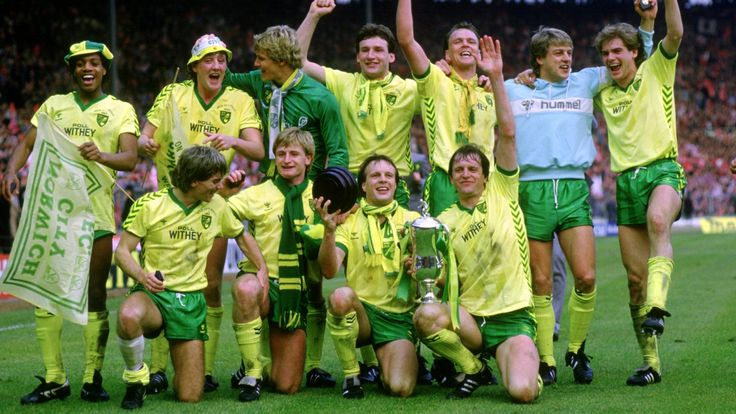"Norwich City FC on Twitter: ""32 years ago today! 🏆 #ncfc https://t.co/PHFJXkZzvr"""