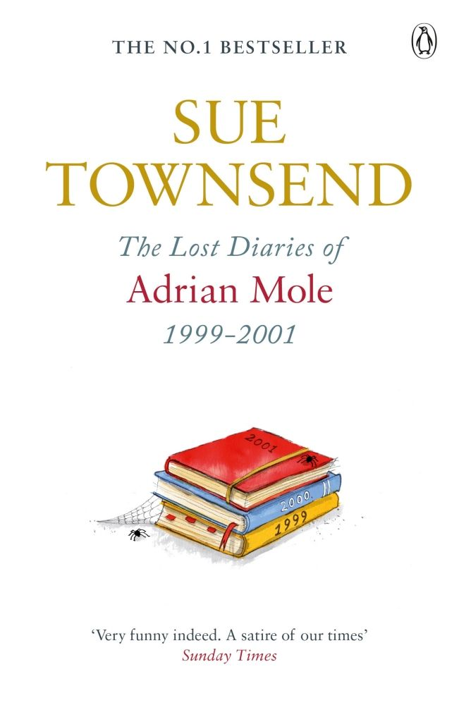 'Told with Townsend's trademark deadpan humour. To people of a certain age, Adrian Mole was their Harry Potter' News of the World Celebrate Adrian Mole's 50th Birthday with this new edition of the SIXTH BOOK in his diaries wh...