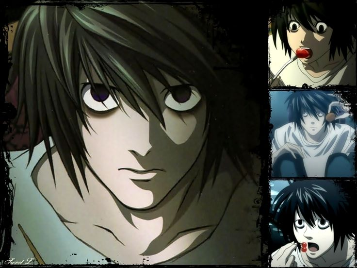 1566 best Death Note images on Pinterest Beautiful, Cards and - death note
