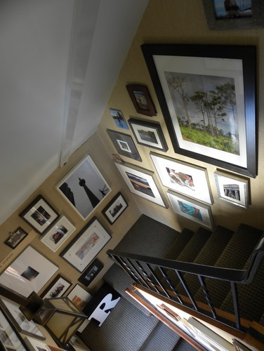 Staircase Photos Picture Hanging Template Design, Pictures, Remodel, Decor and Ideas - page 14