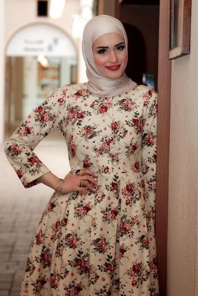 Vintage Hijab Style #2