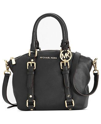 MICHAEL Michael Kors Handbag, Bedford Small Satchel - Handbags & Accessories - Macy's
