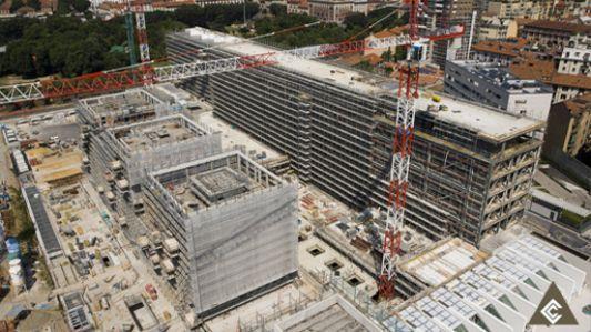 Un grande progetto di #riqualificazione #urbana - #Porta #Vittoria #Milano - Colombo costruzioni