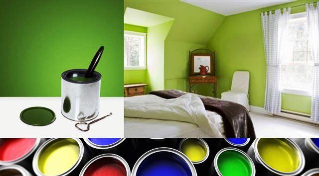 cara memilih warna cat tembok
