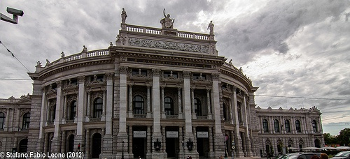 Il Burgtheater - Wien - 2012
