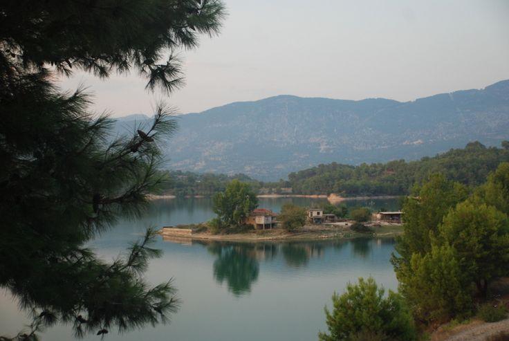 Manavgat Haberi » Manavgat Barajı Fotoğraflarım
