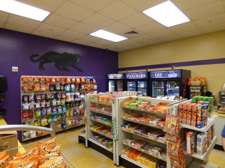 for your snacking pleasure there is a convenience store located in the memorial student center