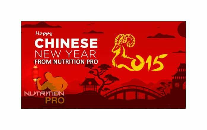 Greetings from nutrition pro! We're here to announce to u that for any online order, can only be proceeded on next week because courier company will be starting holiday on tuesday up until monday next week. Sorry for any inconvenience caused.   Happy chinese new year to all! May u have a prosperous and wonderful year!  Call sms 0102112430  Www.nutritionpro.com.my   #happychinesenewyear #gout #kambing #NUTRITIONPRO #promosi #PROMO #promote #nutrition #SHREDDEDCLUB #lean #muscle #power…