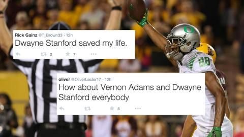 WATCH: Relive the Oregon Ducks dramatic, drawn-out win against Arizona State