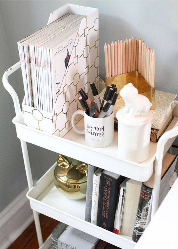 85+ Very Cheap and Creative Storage Hacks for Small ...