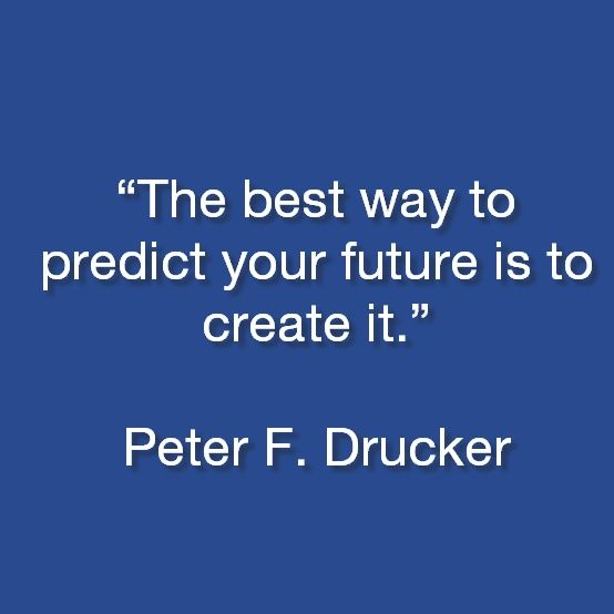 thesis statement peter drucker Managing oneself peter drucker argues that we live in an age of unprecedented more about managing oneself: personal statement managing personal finances essay.