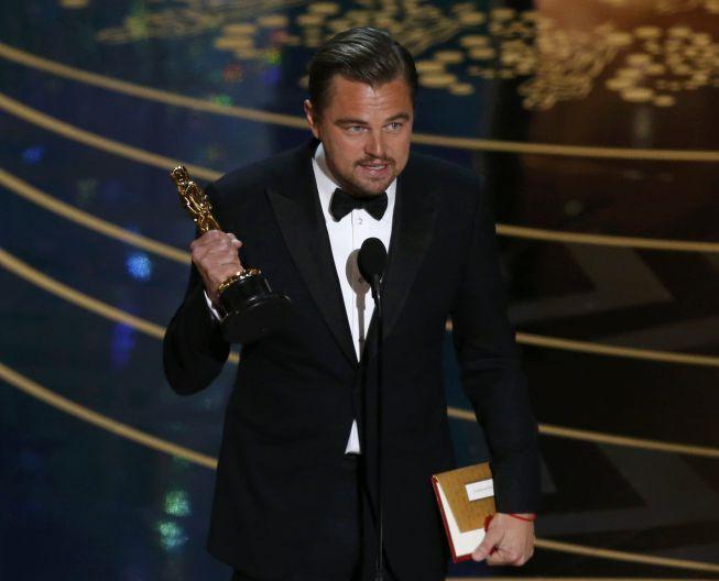 Oscar al Mejor Actor Principal 2016: Leonardo DiCaprio consigue por fin la estatuilla dorada por su interpretación en el renacido de Iñárritu, mejor director