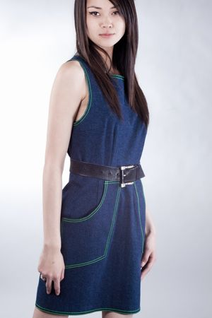 Free Sewing Patterns, The Free Pinafore Dress Pattern, The Free Sleeveless Top Pattern and more