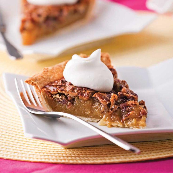 Cette tarte riche et délicieuse charme à tout coup! N'hésitez pas à en faire de jolies tartelettes pour partager entre amis!