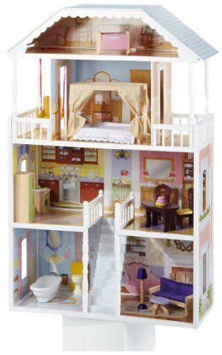 KidKraft Savannah Dollhouse with Furniture KidKraft https://www.amazon.com/dp/B001G8J78Q/ref=cm_sw_r_pi_dp_x_pxQ8zbEG2C192