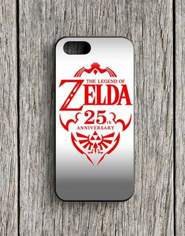 The Legend Of Zelda 25th Anniversary iPhone 5 | 5S Case