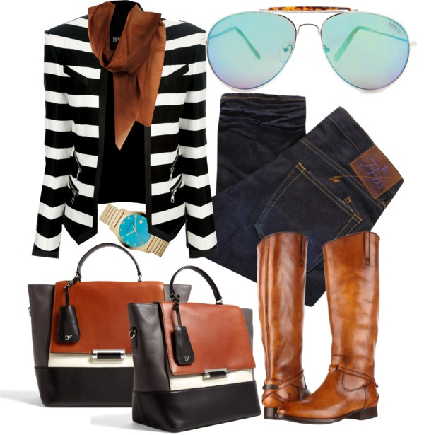 """""""DVF"""" by theacademyofme on Polyvore"""