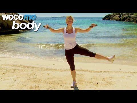 Cardio - Training 1 mit Franziska Beckmann - YouTube