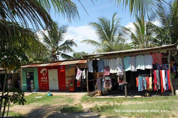 Kenya, Shop