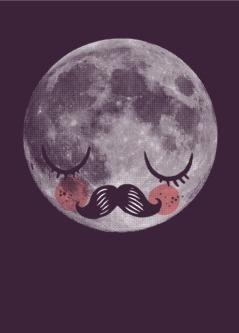 Mimmi Staaf moon