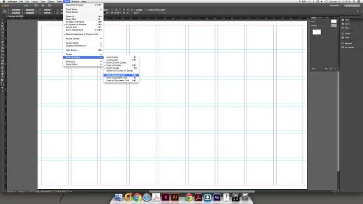 how to change picas to inches in indesign