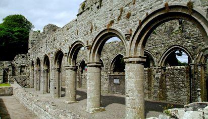 Boyle Abbey, County Roscommon #Ireland #travel
