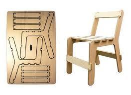 muebles de carton para maquetas - Buscar con Google