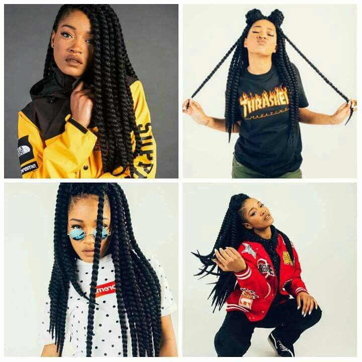 ♚Insta: DedeA  ♚ Marley twist ft. Keke Palmer  Pinterest ☼☽ @dedea49♚