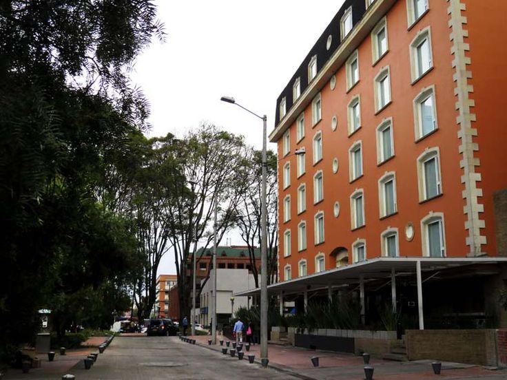 20. El Parque de la 93 es un epicentro de turismo y hoteles. En la foto el Hotel Pavillon Royal.