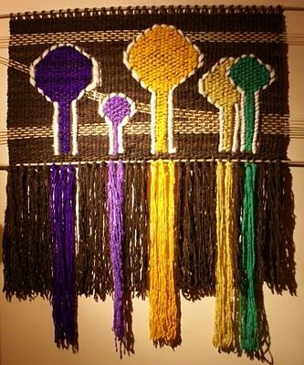 Telaresytapices......arte textil....: octubre 2010