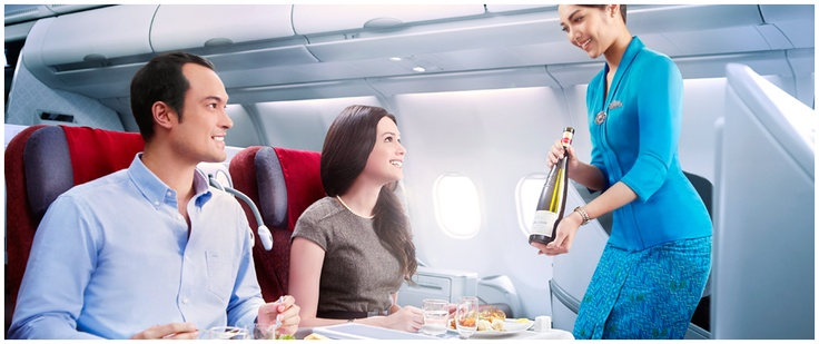 In-flight | We are here to ensure your comfort throughout the whole journey