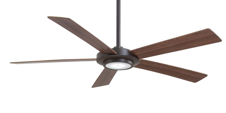 See larger picture of Minka Aire Ceiling Fan Model F745-ORB - photo