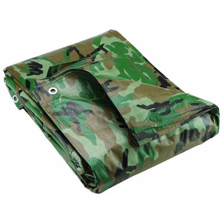19 Ft X 29 Ft 4 In Camouflage All Purpose Weather