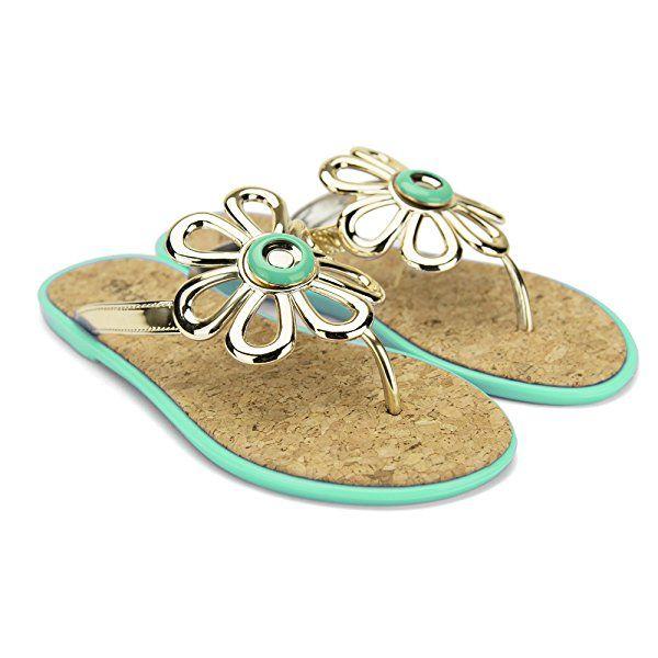 Chemistry® FLO-3 Women's Shoes Flip Flops Slip-on Flat Sandals Slipper (