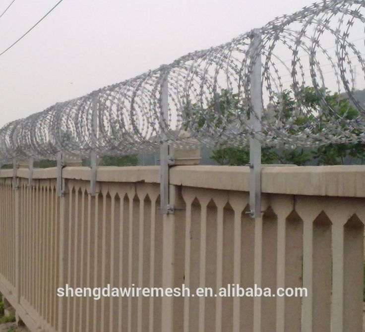 best price design concertina razor wire and barb wire fence for sale