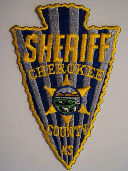 Cherokee county Sheriff KS
