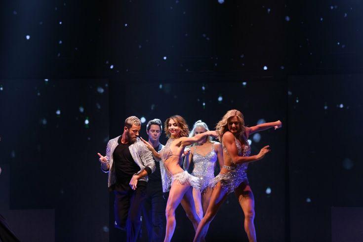 Artem Chigvintsev Sasha Farber Jenna Johnson Morgan Larson & Lindsay Arnold