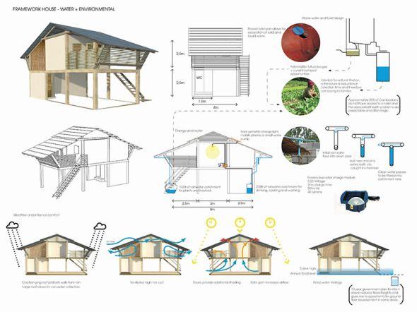 Viviendas de bambú que fueron construidas por sólo 2500 USD cada una - Noticias de Arquitectura - Buscador de Arquitectura