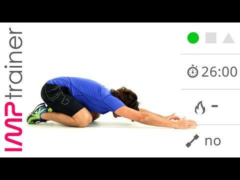 Esercizi di Stretching per Gambe e Bacino (26 minuti) - YouTube