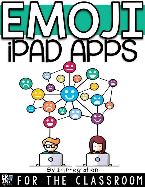 Check out these free Emoji apps for the classroom that use Emojis in interesting ways on the iPad. via /erintegration/