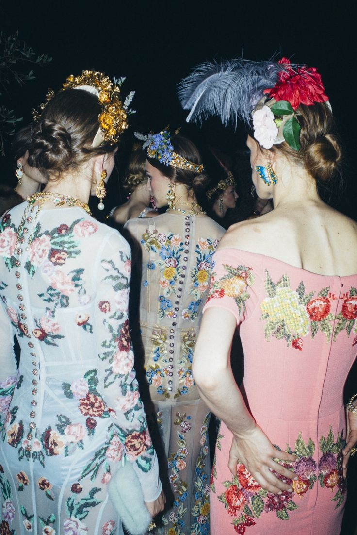 Guido Palau, the man behind the hair at Atelier Versace, Dior, Valentino, and Dolce & Gabbana Alta Moda, gives us an exclusive behind-the-scenes look at his Fall '15 adventures.