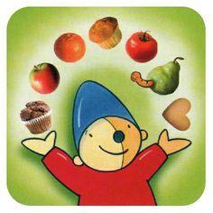 Pompom fruit en groente